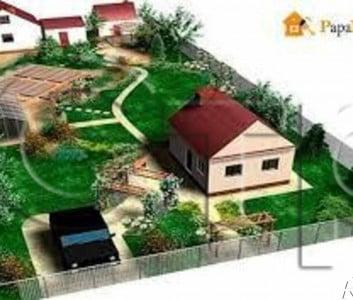Продаю землю, земельный участок Нагорная,микрорайон Строитель