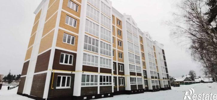 2-комн квартира в новом доме Ивановская ул, 17В