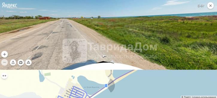 Земельный участок Береговое с, Корабельный пер