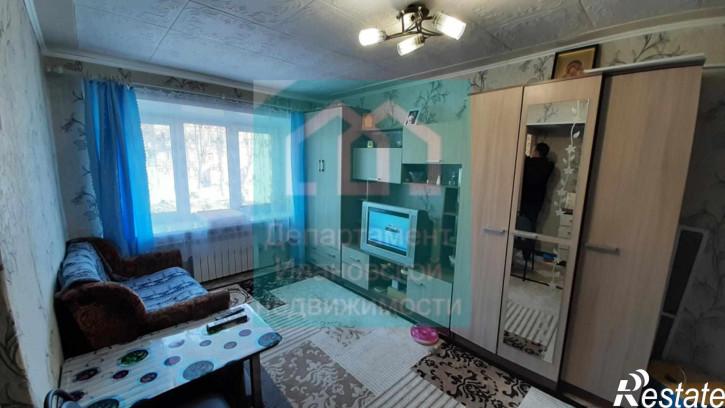 1-комн квартира Велижская ул, 55